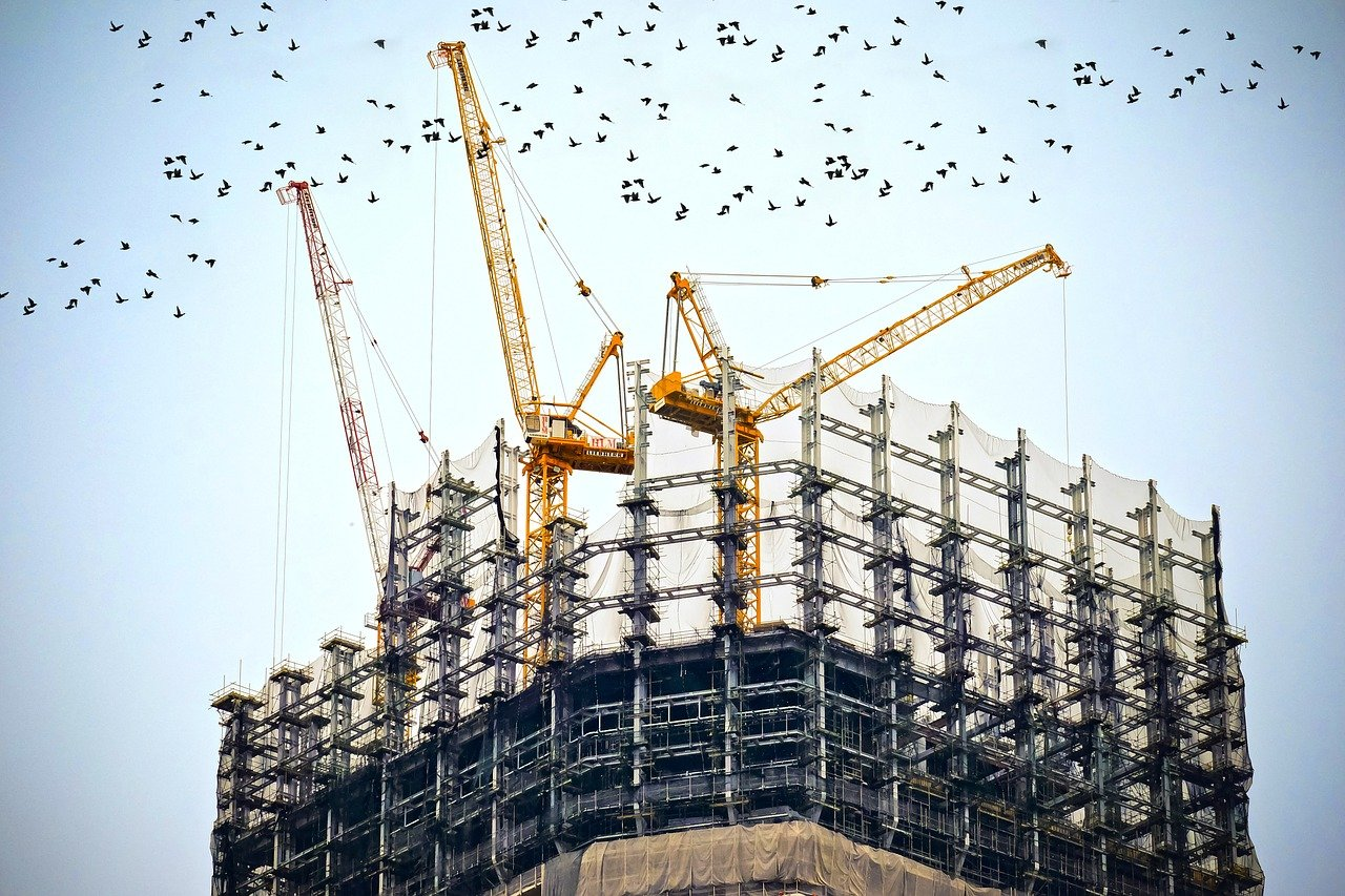 Investing in Asia Construction